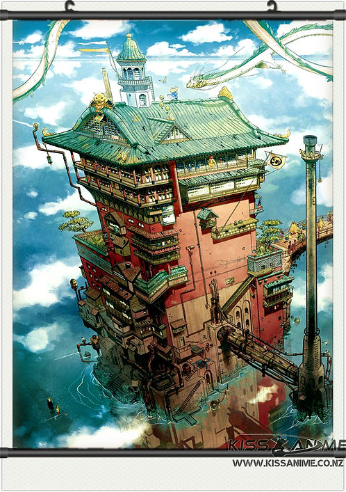 Studio Ghibli Posters