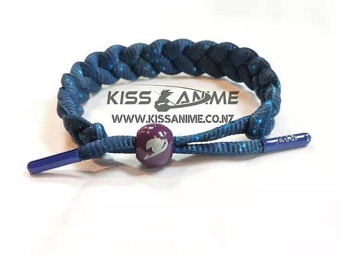 Fairy Tail Shoelace Bracelet (2 Colors)
