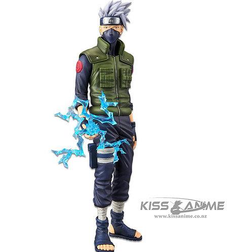Naruto Shippuden Grandista nero Hatake Kakashi