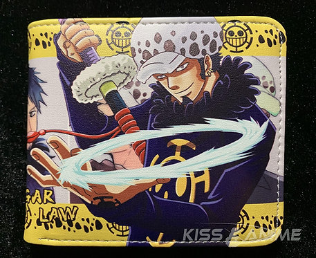 One Piece Law Wallet
