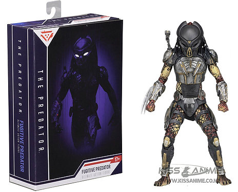 NECA Fugitive Predator Ultimate Action Figure