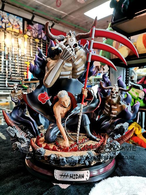 Naruto Hidan GK Resin Statue