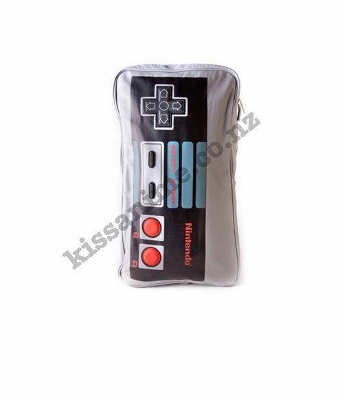 NINTENDO Big Original NES Controller Backpack Grey