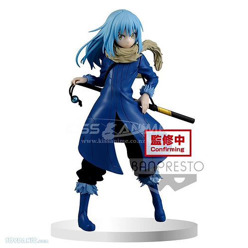 PRE-ORDER That Time I Got Reincarnated As A Slime  (A - Rimuru Tempest)