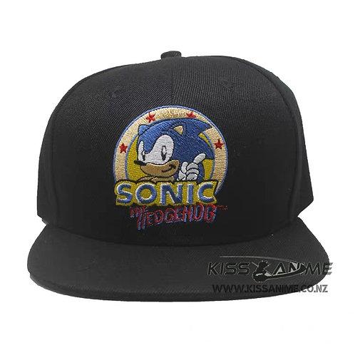SONIC Hat Snapback - 2 Styles