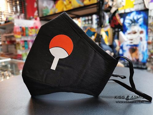 Naruto Uchiha Symbol Mask