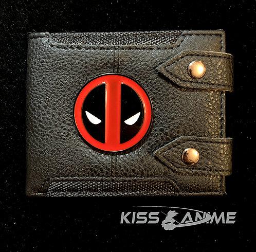 Marvel Deadpool Symbol Wallet (A)