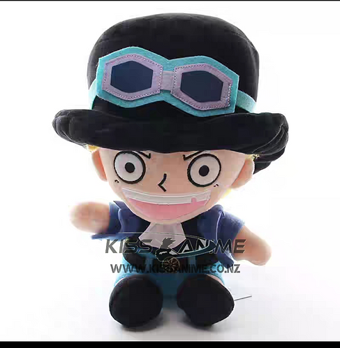 One Piece Sabo Plush Doll