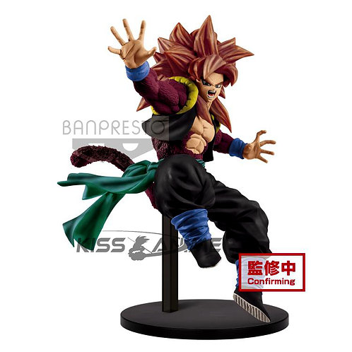 Dragon Ball Heroes 9th Anniversary Super Saiyan 4 Xeno Gogeta