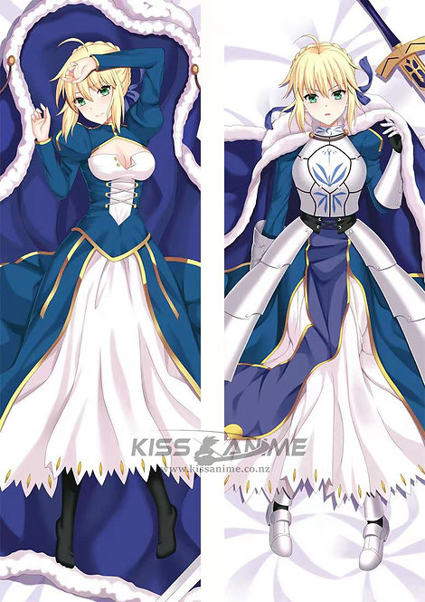 Fate/stay night Saber Hugging Body Pillow