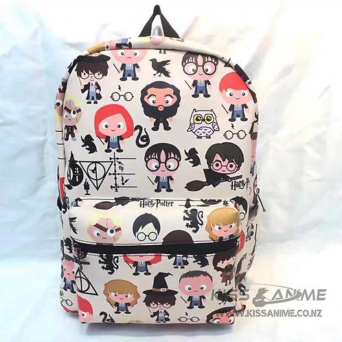 Harry Potter Backpack School Bag