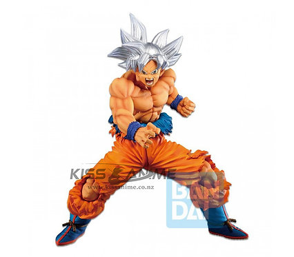 Ichiban kuji Dragon Ball Super vs Omnibus Masterlise Goku Ultra A Prize