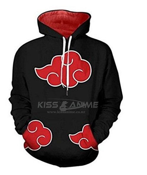 Naruto Akatsuki  Pullover Jacket Sweatshirt
