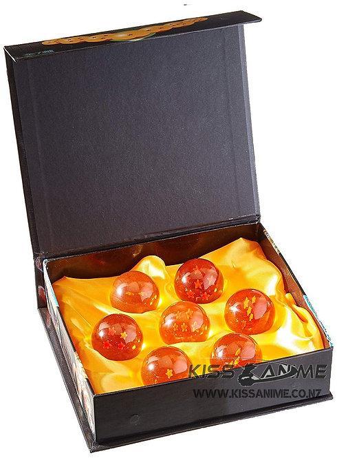 DragonBall Crystal Glass Ball 7pcs with Gift Box (4.3 cm)
