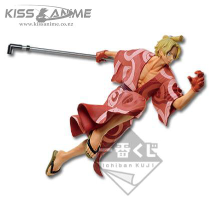 Bandai Ichiban Kuji One Piece Full Force Sabo Figure