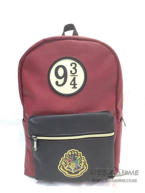 Harry Potter 9 3/4 Backpack School Bag
