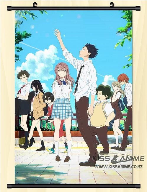 A Silent Voice Posters
