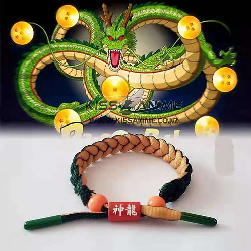 Dragon Ball Super Shoelace Bracelet(Shenron)