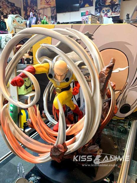 CROSSROAD X Cola Studio – One Punch Man Saitama