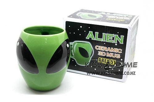 Alien 3D Mug