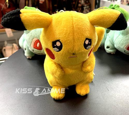 Pokemon Pikachu Cry Version Plush Pendants