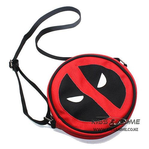 Deadpool Logo Unisex Cross Body Bag