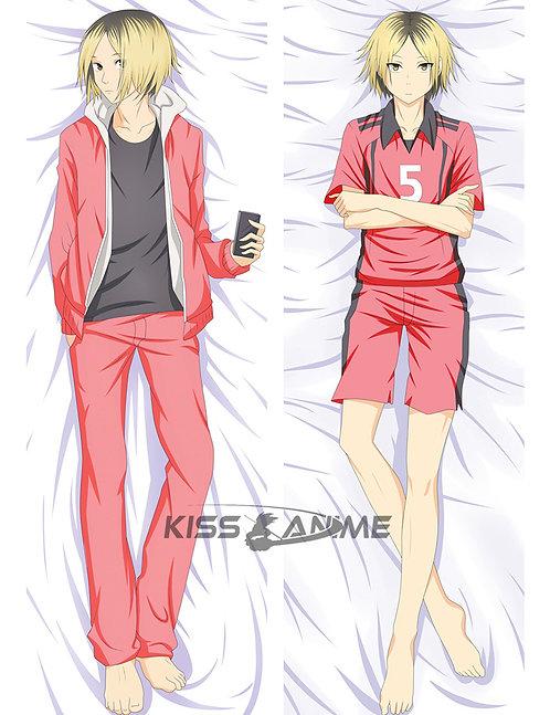 Haikyuu!! Kenma Kozume Dakimakura Hugging Body Pillow