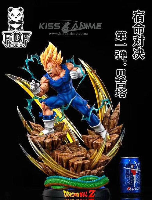 PRE-ORDER FDF-Studio Dragon Ball Z Majin Vegeta 1/6 GK
