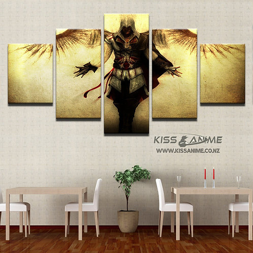 Assassin's Creed Canvas Painting