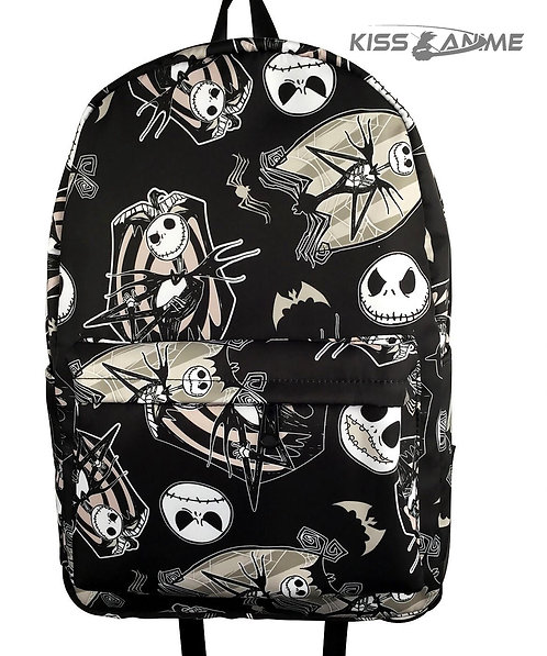 The Nightmare Before Christmas Backpack School Bag