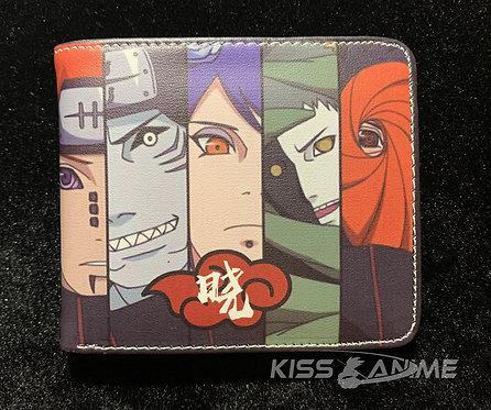 Naruto Akatsuki Wallet