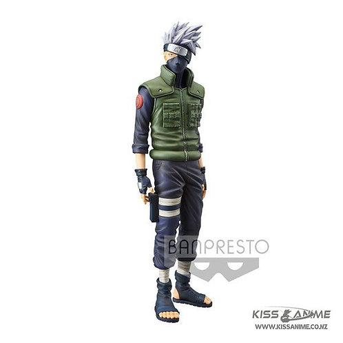 Naruto Grandista Shinobi Relations Kakashi Hatake