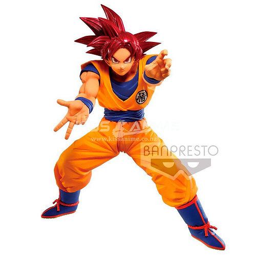 PRE-ORDER Dragon Ball Super Maximatic The Son Goku V figure