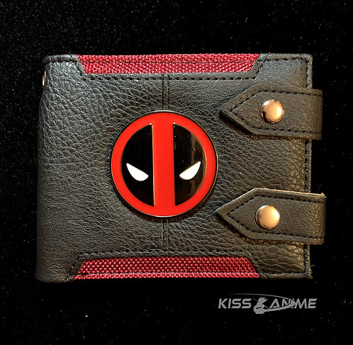 Marvel Deadpool Symbol Wallet (B)