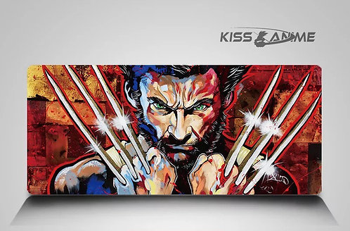 Marvel and DC Heros Mouse Pad Keyboard Pad