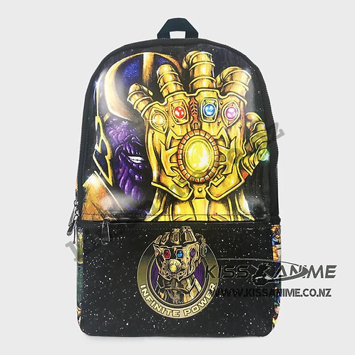 Thanos & Infinity Gauntlet Backpack