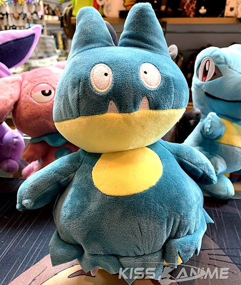 Pokemon Munchlax Plush Toy