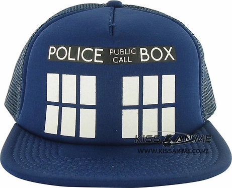 Police Public Call Box Hat Snapback