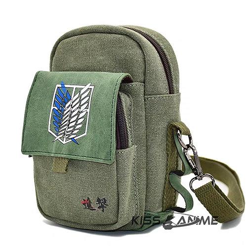 Attack on Titan Mini Messenger Bag