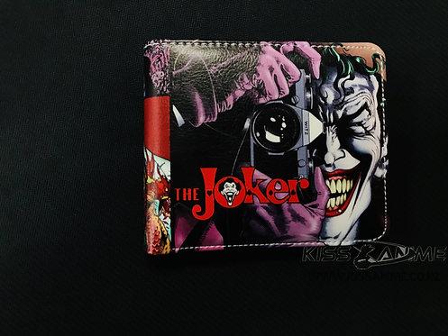 DC The Joker Wallet