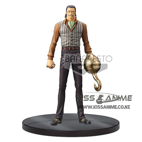 One Piece: Stampede DXF The Grandline Men Vol.4 Crocodile