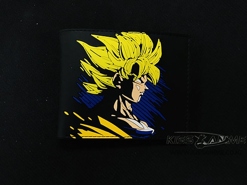 Dragon Ball Z Super Sayai Son Goku Wallet
