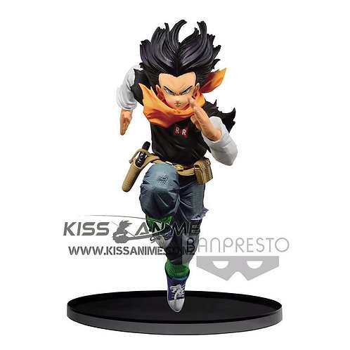 Dragon Ball Z World Figure Colosseum 2 Vol.3 Android 17