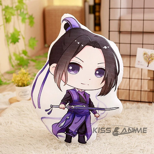 Mo Dao Zu Shi Jiang Cheng Plush Pillow