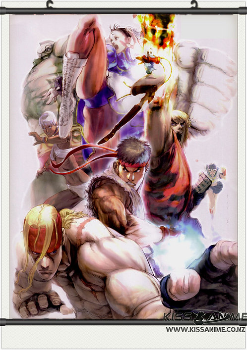Street Fighter Posters