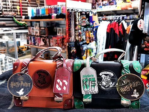 Harry Potter Hogwarts Shoulder Bag (Gryffindor & Slytherin)