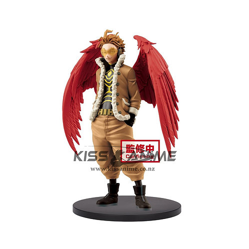 PRE-ORDER My Hero Academia Age Of Heroes Hawks And Red Riot