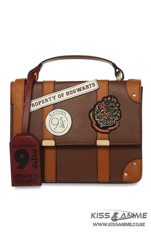 Harry Potter Hogwarts Railways 9 3/4 Shoulder Bag