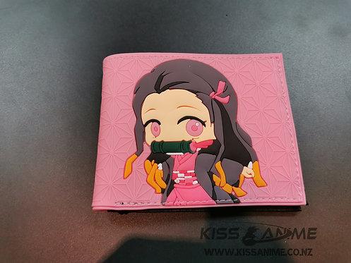 Demon Slayer Kimetsu no Yaiba Nezuko Kamado Wallet