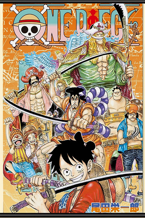 One Piece Posters(A)